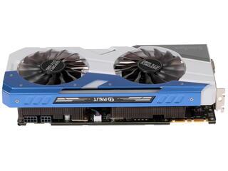 Видеокарта Palit GeForce GTX 1080 GameRock [NEB1080T15P2-1040G]
