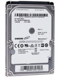 Жесткий диск Seagate/Samsung Momentus ST1000LM024 1 Тб
