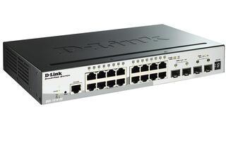Коммутатор D-Link DGS-1100-16/ME