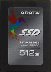 512 ГБ SSD-накопитель AData SP600 [ASP600S3-512GM-C]