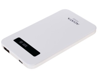 Портативный аккумулятор ADATA Power Bank PV100 белый