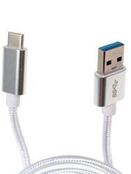 Кабель Nillkin NLK-874004Y0493 USB - USB-C серебристый