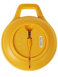 Портативная колонка JBL Clip + желтый