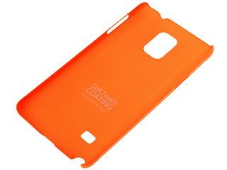 Накладка + защитная пленка  Deppa для смартфона Samsung Galaxy Note 4