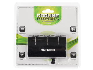 Разветвитель автоприкуривателя Carline CS-300