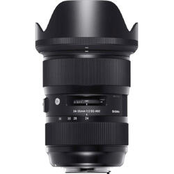 Объектив Sigma AF 24-35mm F2.0 DG HSM Art