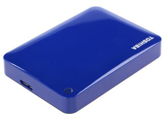 "2.5"" Внешний HDD Toshiba CANVIO Connect II [HDTC820EL3CA]"
