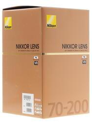 Объектив Nikon AF-S 70-200mm F2.8 G ED VR II Nikkor