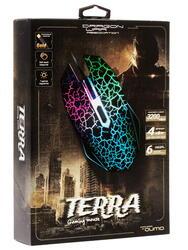 Мышь проводная Qumo Dragon War Terra