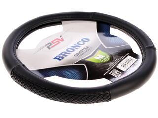 Оплетка на руль PSV BRONCO черный