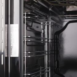 Электрический духовой шкаф Pyramida F 44 BLACK SSF (70)