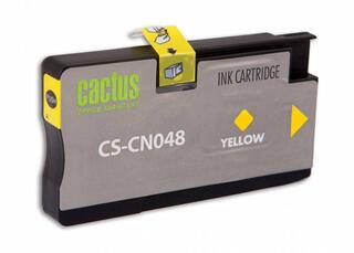 Картридж струйный Cactus CS-CN048