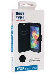 Чехол-книжка  iBox для смартфона DEXP Ixion E240 Strike 2