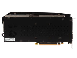 Видеокарта HIS AMD Radeon RX 480 IceQ X2 Roaring OC [HS-480R8DCBR]