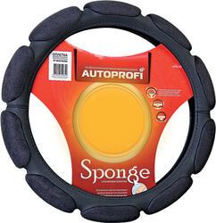 Оплетка на руль AUTOPROFI SP-9030 черный