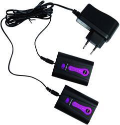 Аккумулятор и зарядное устройство Pekatherm CP951 черный