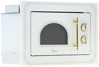 Встраиваемая микроволновая печь Midea MG820BW8-W2 белый