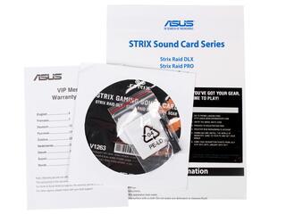 Внутренняя звуковая карта ASUS STRIX SOAR