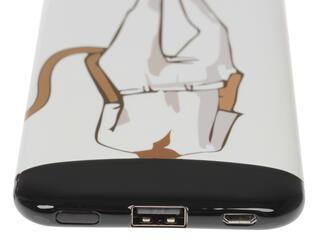 Портативный аккумулятор HIPER EP6600 белый