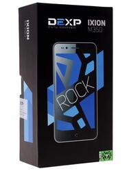 """5"""" Смартфон DEXP Ixion M350 Rock 8 ГБ черный"""