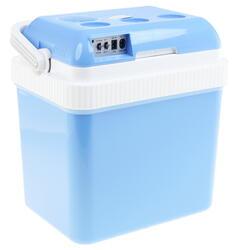 Холодильник автомобильный Mystery MTC-24 синий