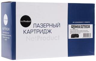 Картридж лазерный NetProduct Q5949X/Q7553X