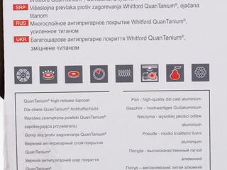 Сковорода Vinzer 89408 черный