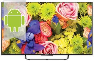"43"" (108 см)  LED-телевизор Sony KDL-43W756C серебристый"