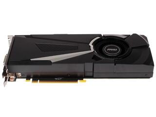 Видеокарта MSI GeForce GTX 1080 AERO OC [GTX 1080 AERO 8G OC]