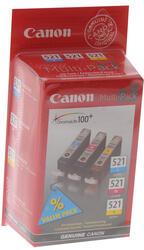 Набор картриджей Canon CLI-521