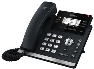 IP-телефон Yealink SIP-T42G черный