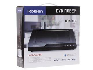 Видеоплеер DVD Rolsen RDV-2015