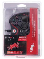 Геймпад Crown CMG-706 черный