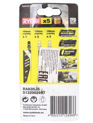 Пилки для лобзика Ryobi RAK05JSBFC