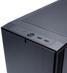 Корпус Fractal Design Define C [FD-CA-DEF-C-BK-W] черный