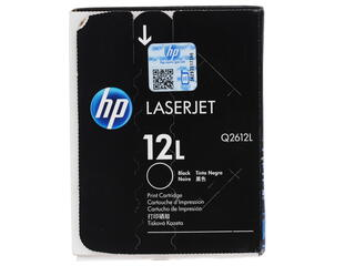 Картридж лазерный HP 12L (Q2612L)