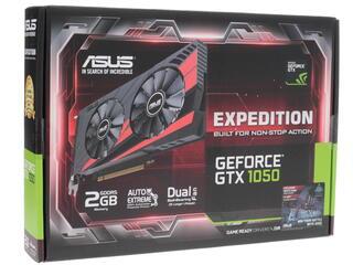 Видеокарта Asus GeForce GTX 1050 Expedition [EX-GTX1050-2G]