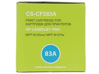 Картридж лазерный Cactus CS-CF283A