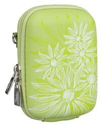 Чехол Riva 7023 (PU) Digital Case green (flowers) зеленый