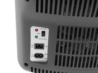 Холодильник автомобильный Mystery MTC-16 черный
