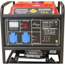 Бензиновый электрогенератор DDE GG3300Zi