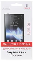 """4.5""""  Пленка защитная для смартфона Dexp Ixion ES145"""