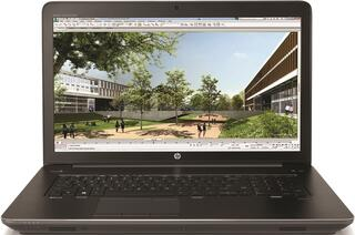 """17.3"""" Ноутбук HP ZBook 17 серый"""