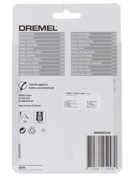 Стержни клеевые DREMEL 2615GG11JA белый
