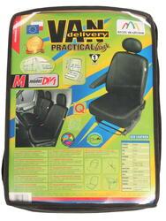Чехлы на сиденье PSV Kegel Van delivery I Practical черный
