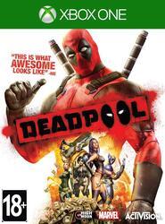 Игра для Xbox One Deadpool