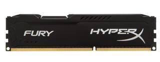 Оперативная память Kingston HyperX FURY Black Series [HX313C9FB/8] 8 ГБ