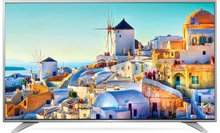 "43"" (108 см)  LED-телевизор LG 43UH651V черный"