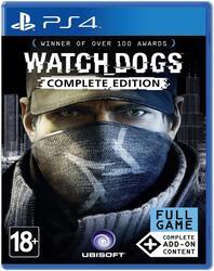 Игра для PS4 Watch Dogs Полное издание
