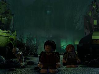 Игра для PS3 LEGO Властелин Колец